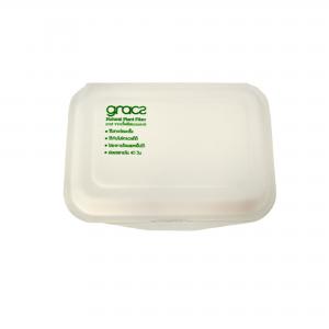 GRACZ CLASSIC B001 กล่องอาหาร ขนาด 7 นิ้ว  600 มล.