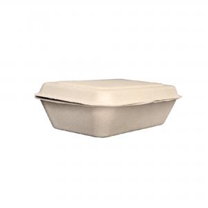 GRACZ SIMPLE B001 กล่องอาหาร ขนาด 7 นิ้ว 600 มล.