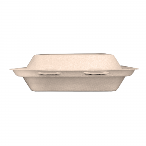 GRACZ SIMPLE B030 กล่องอาหาร 3 ช่อง ขนาด 7 นิ้ว 450 มล.