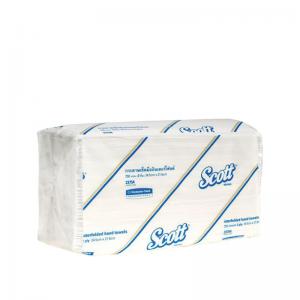 SCOTT Interfold Hand Towels 250's กระดาษเช็ดมือแบบพับ