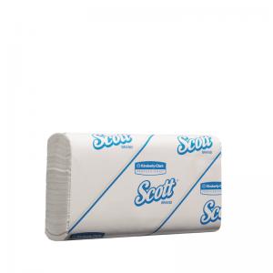 SCOTT Compact Towel 160's กระดาษเช็ดมือแบบพับ