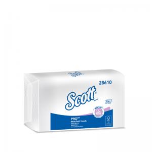 SCOTT AIRFLEX* Multi-Fold Towel 250's กระดาษเช็ดมือแบบพับ