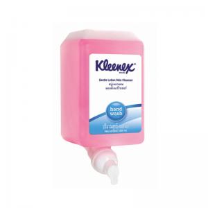 KLEENEX Gentle Lotion Skin Cleanser สบู่เหลวล้างมือ