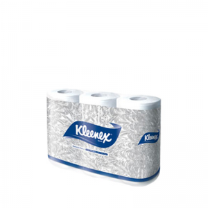KLEENEX Bathroom Tissue 6'R กระดาษชำระม้วนเล็ก