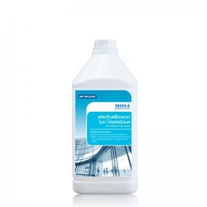 Mosa Glass Cleaner 3.8 L. น้ำยาเช็ดกระจก