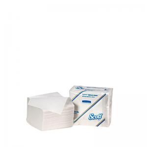 SCOTT HBT 1-Ply 300's กระดาษอนามัยแบบแผ่น