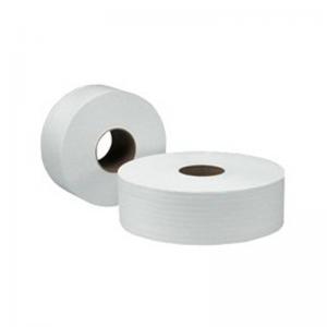 SCOTT Jumbo Roll Tissue 2-Ply 300 m. กระดาษชำระม้วนใหญ่