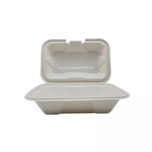 GRACZ SIMPLE B009 กล่องอาหาร 900 มล.